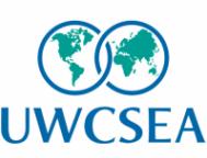 UWCのロゴ